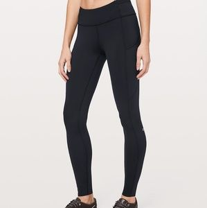 lululemon athletica Pants - L U L U L E M O N》Black leggings